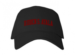 Ruben S. Ayala High School Kid Embroidered Baseball Caps