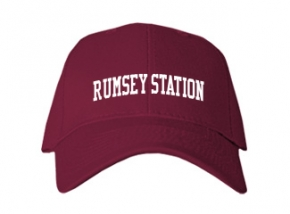 Rumsey Station Elementary School Kid Embroidered Baseball Caps