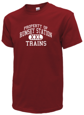 Rumsey Station Elementary School Kid T-Shirts