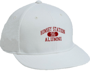Rumsey Station Elementary School Flat Visor Caps