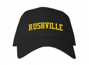 Rushville High School Kid Embroidered Baseball Caps
