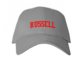 Russell Elementary School Kid Embroidered Baseball Caps