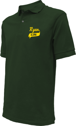 Ryan Middle School Embroidered Polo Shirts