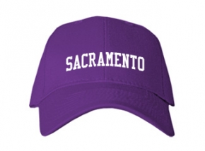 Sacramento High School Kid Embroidered Baseball Caps