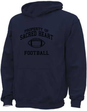 Sacred Heart Elementary School Kid Hooded Sweatshirts