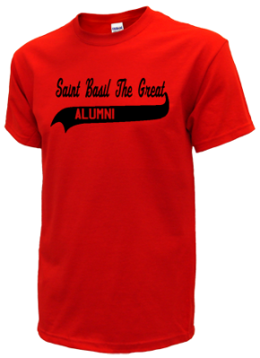 Saint Basil The Great School T-Shirts