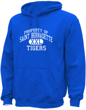 Saint Bernadette School Hoodies