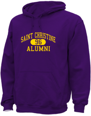 Saint Christine School Hoodies