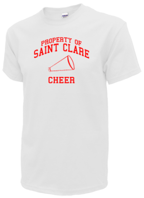 Saint Clare School T-Shirts