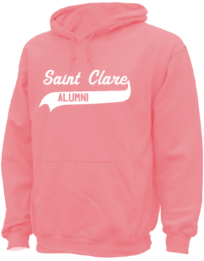 Saint Clare School Hoodies