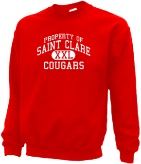 Saint Clare School Sweatshirts