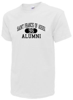 Saint Francis Of Assisi School T-Shirts