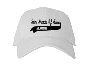 Saint Francis Of Assisi School Embroidered Baseball Caps