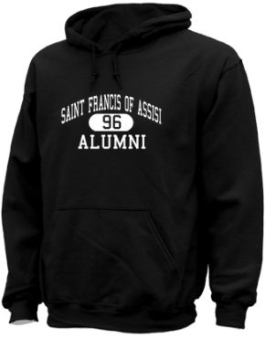 Saint Francis Of Assisi School Hoodies