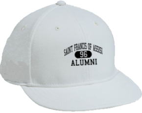 Saint Francis Of Assisi School Flat Visor Caps