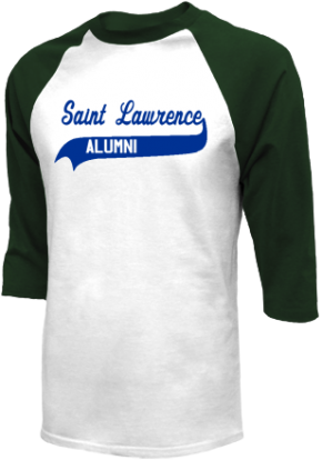 Saint Lawrence School Raglan Shirts