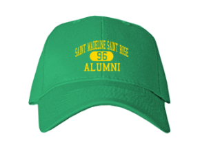 Saint Madeline Saint Rose School Embroidered Baseball Caps