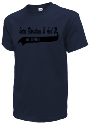 Saint Stanislaus B And M School T-Shirts