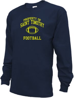 Saint Timothy School Kid Long Sleeve Shirts