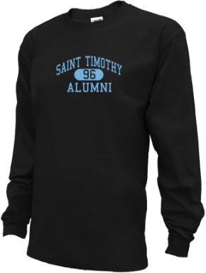 Saint Timothy School Long Sleeve Shirts