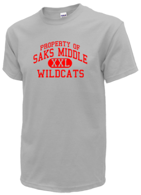 Saks Middle School T-Shirts