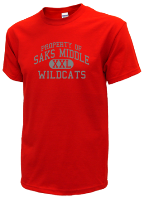 Saks Middle School Kid T-Shirts