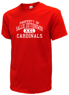Sallie Zetterower Elementary School T-Shirts