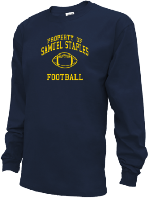 Samuel Staples Elementary School Kid Long Sleeve Shirts