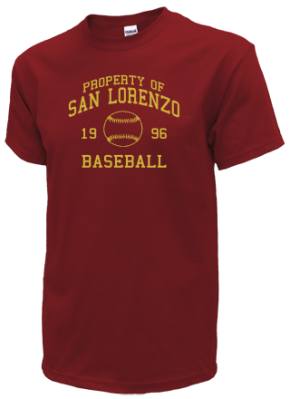 San Lorenzo High School T-Shirts