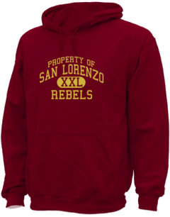 San Lorenzo High School Hoodies