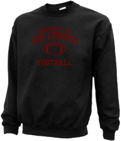 San Lorenzo High School Sweatshirts