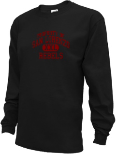 San Lorenzo High School Kid Long Sleeve Shirts