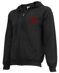San Lorenzo High School Zip-up Hoodies