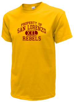 San Lorenzo High School Kid T-Shirts
