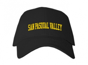 San Pasqual Valley High School Kid Embroidered Baseball Caps