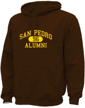 San Pedro High School Hoodies