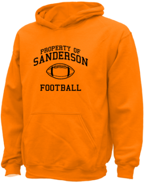 Sanderson Junior High School Kid Hooded Sweatshirts