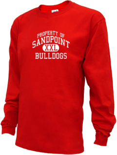 Sandpoint High School Kid Long Sleeve Shirts