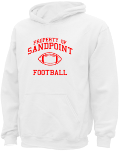 Sandpoint High School Kid Hooded Sweatshirts