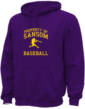 Sansom High School Hoodies