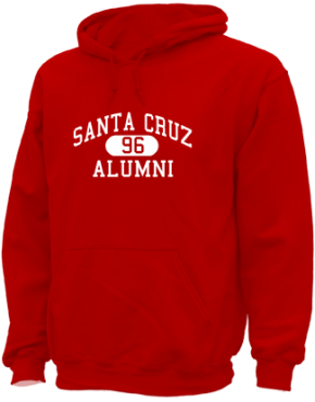 Santa Cruz High School Hoodies