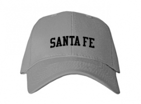 Santa Fe Elementary School Kid Embroidered Baseball Caps