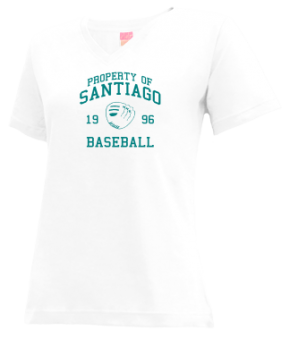 Santiago High School V-neck Shirts