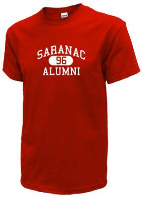 Saranac High School T-Shirts