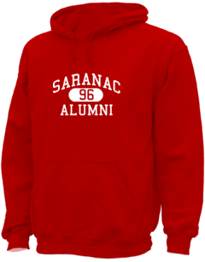 Saranac High School Hoodies