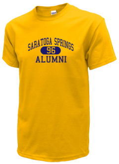 Saratoga Springs High School T-Shirts