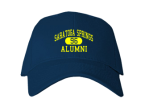 Saratoga Springs High School Embroidered Baseball Caps