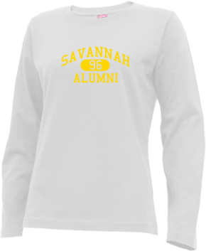 Savannah Middle School Long Sleeve Shirts