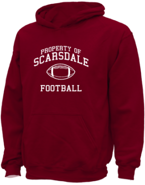 Scarsdale Middle School Kid Hooded Sweatshirts