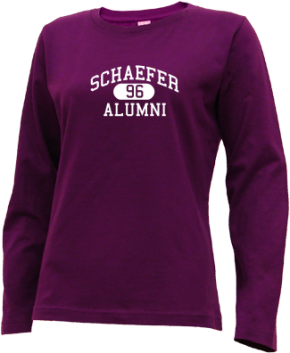 Schaefer Middle School Long Sleeve Shirts